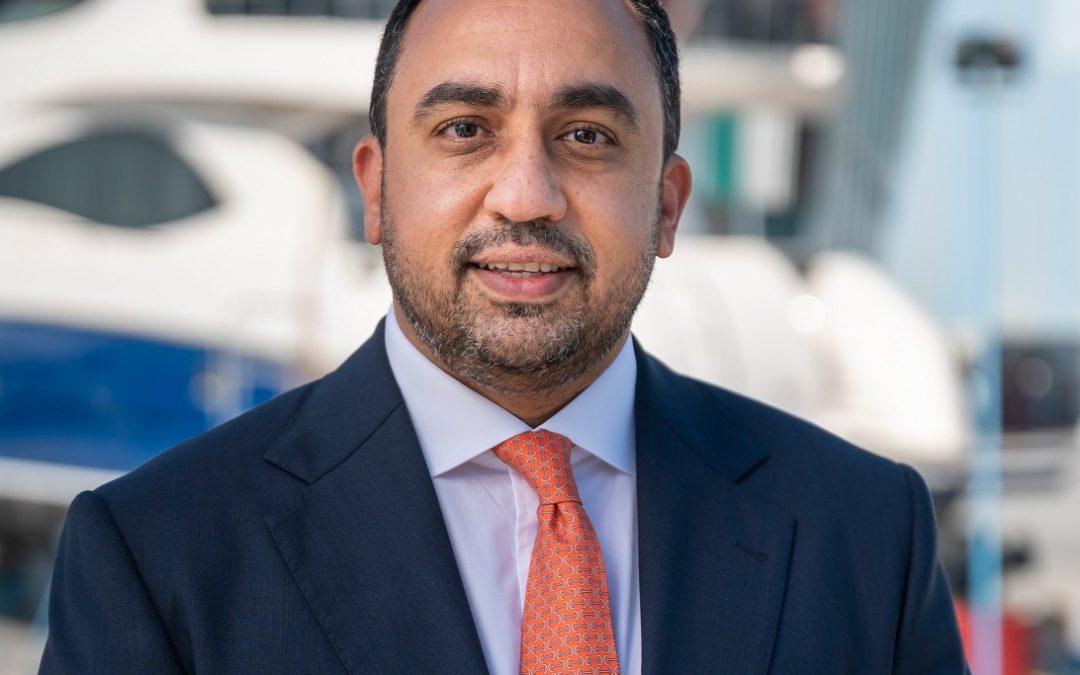 """""""جلف كرافت"""" تعيّن طلال عابدين نصرالله رئيساً تنفيذياً لقيادة استراتيجية النمو الجديدة"""