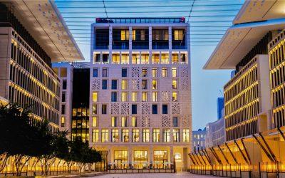 """للسنة الثانية على التوالي خمس نجوم لفندق ماندارين أورينتال، الدوحة كفندق في دليل """"فوربس"""" العالمي"""